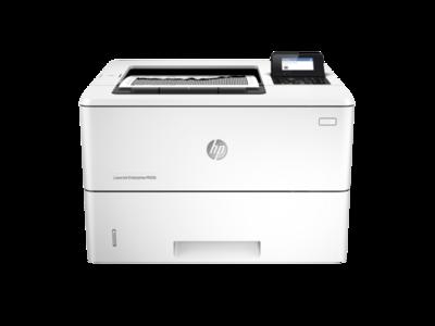 HP Laserjet Enterprise M506DN Black Printer