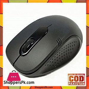 A4TECH Wireless Mouse Black G3-630N