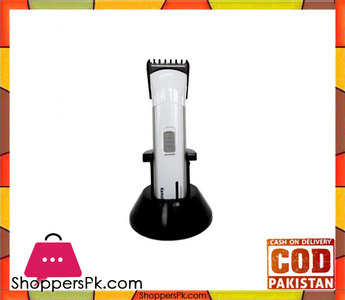 Kemei  Km-2599  Professional Hair Clipper And Trimmer  White