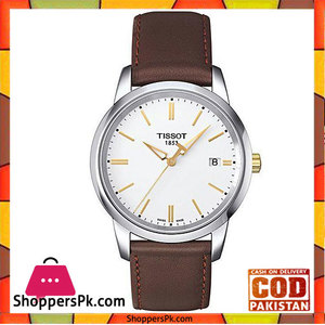 Tissot Classic Dream White Dial Watch Model No. T033.410.26.011.01