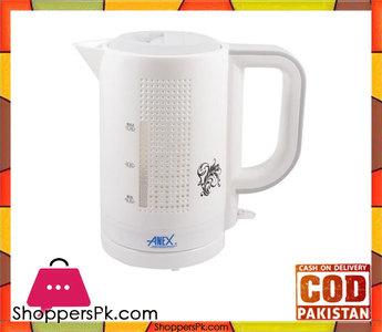 Anex Deluxe Kettle 1 Liter  AG-4029  White