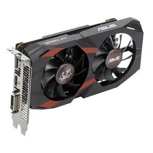 Asus GeForce GTX 1050 Ti 4GB OC Edition CERBERUS-GTX1050TI-O4G  Video Graphics Card