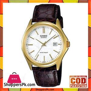 Casio MTP-1183Q-7ADF  Steel Analog Watch for Men  White