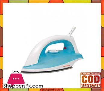 Cambridge Appliance DI7911  Dry Iron  1000W  White & Blue