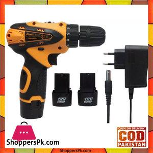 Dawer Cordless Drill 12 Voltage #DW217