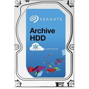 Seagate Archive HDD v2 ST6000AS0002 6TB 5900 RPM 128MB Cache SATA 6.0Gb/s 3.5 Internal Hard Drive
