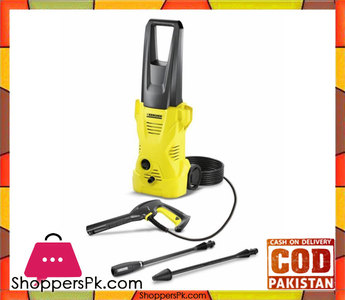 Karcher K2  Core Range Pressure Washer  Black & Yellow
