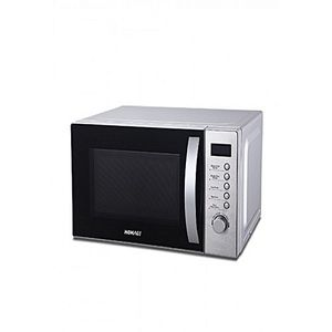 HOMAGE HDG2014SS Microwave Oven With Grill Silver