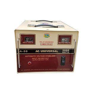 Universal Traders Stabilizer 5000 watt For 1.5 Ton Ac