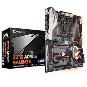 Gigabyte Z370 AORUS Gaming 5 Intel LGA1151 Z370 Gaming Motherboard