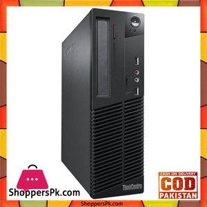 LENOVO  M71e  DESKTOPINTEL  CORE  I3  2100  3.10GHZ  4GB  DDR3  320GB