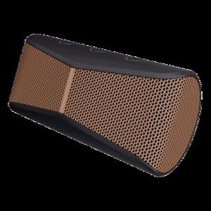 Logitech X300 Mobile Wireless Stereo Speaker Black/Brown 984-000397