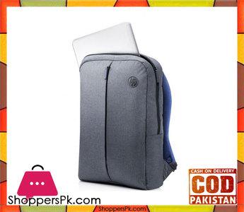 15.6 Value Backpack For Laptops  Grey & Blue