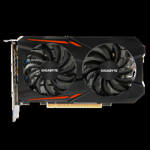 Gigabyte GV-N105TOC-4GD GeForce® GTX 1050 Ti OC 4G Video Graphics Card