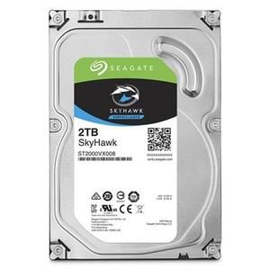 Seagate SkyHawk 2TB Surveillance Hard Drive 64MB Cache SATA 6.0Gb/s 3.5 Internal Hard Drive ST2000V