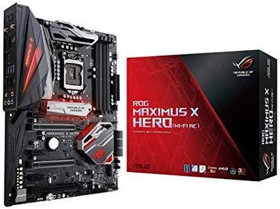 Asus ROG Maximus X Hero (Wifi)