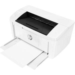 HP Laserjet Pro M15A Black Printer