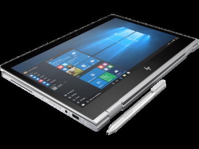 HP Elitebook Folio 1030 G2 (X360 Touch)  7th Gen Ci7 16GB 512GB SSD  13.3 Dos