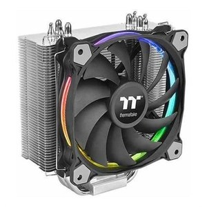 Thermaltake Riing Silent 12 RGB Sync Edition CPU Cooler  CL-P052-AL12SW-A