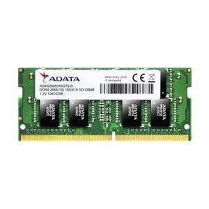ADATA 8GB Premier DDR4 2666 PC4-21300 SO-DIMM Memory Module AD4S266638G19-B