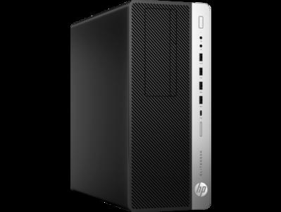 HP EliteDesk 800 G4  8th Gen Ci5 4GB 1TB DVD Local