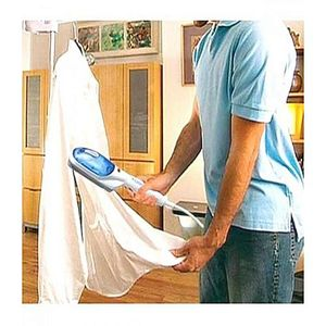 JanJee Tobi Quick Travel Clothes Suit Steamer Fabric Wrinkles
