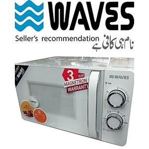 Waves Microwave WMO 20 M White