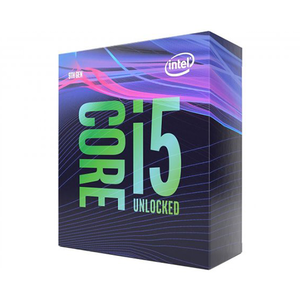 Intel Core i5 9600K 9th Gen. 3.7GHZ 9MB Cache