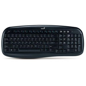Genius KB-8000 Keyboard & Wireless Mouse Combo