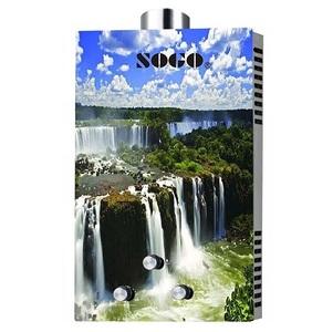 Sogo 10 LTR Global Series Waterfall Water Geyser