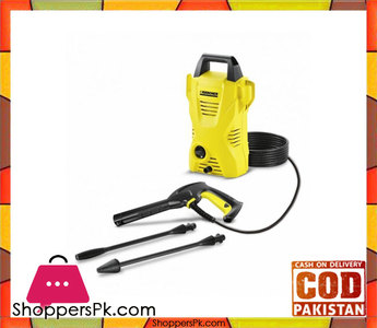 Karcher K2  High Pressure Washer  Yellow & Black