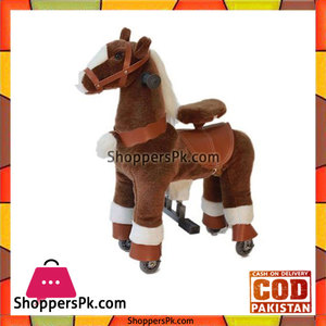 Ride On Rocking Cycle Horse Giddy Up Cowboy  Medium Ages 2-5