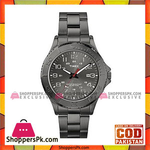 Timex Elevated Classic Analog Wrist Watch for Men  Black