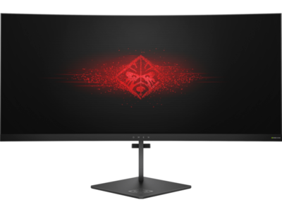 HP Curved Display  Omen X 35
