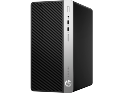 HP ProDesk 400 G5 MT  8th Gen Ci3 4GB 1TB DVD Local