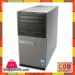 DELL  790  TOWERINTEL  CORE  I5  2400  3.10GHZ  4GB  DDR3  250GB®  Q65