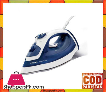 Philips Powerlife Plus Iron  GC-2984- Blue & White