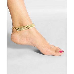 Golden Stylish Anklet JP-1342