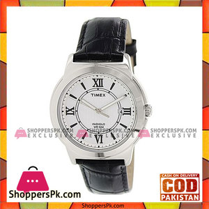 Timex Analog Wrist Watch for Men  White
