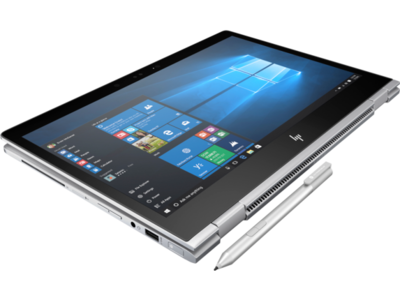 HP Elitebook Folio 1030 G2 (X360 Touch)  7th Gen Ci7 8GB 512GB SSD  13.3 Dos With Pen