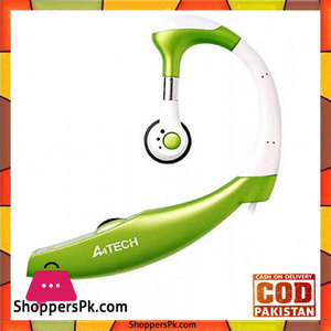 A4TECH Wired In Ear Headphone Green HS-12