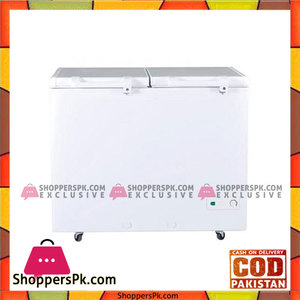 Haier Double Door Deep Freezer HDF-325