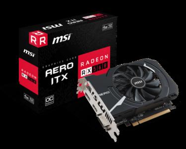 MSI AMD Radeon AERO RX 560