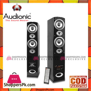 Audionic Classic 7.7 2.0 Channel Bluetooth Speaker