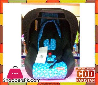 Little Star Car Seat Cum Baby Carry Cot Blue