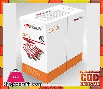 HIK Vision  Cat 6  Network  4 Pairs Cable  305 Meter