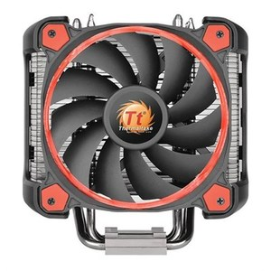 Thermaltake Riing Silent 12 Pro Red CPU Cooler (CL-P021-CA12RE-A)