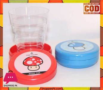 Magic Cup  Pack of 2 Piece