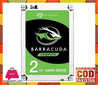 Seagate BarraCuda ST2000DM006 2TB SATA 3.5 Hard Drive Bare Drive