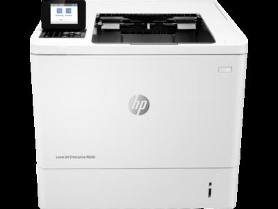 HP Laserjet Enterprise M608DN Black Printer